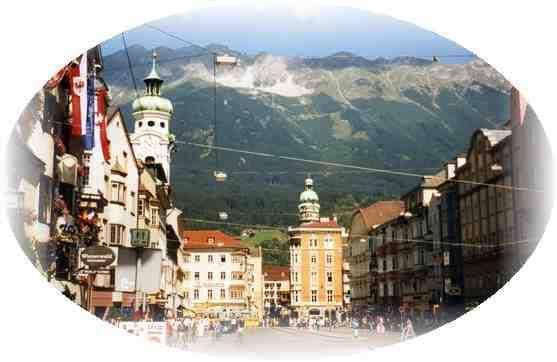 Ausztria-Liechtenstein-Svájc körút