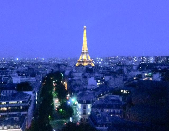 Paris - Eta l.