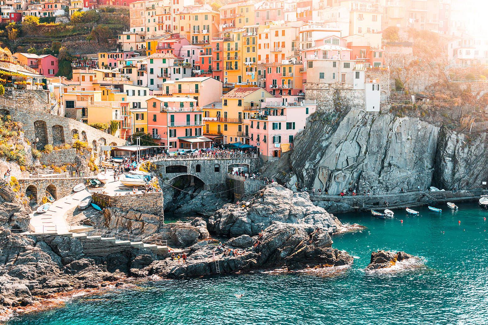Firenze - Cinque Terre varázsa – október (5 nap) Irányár: 95.800 Ft/fő