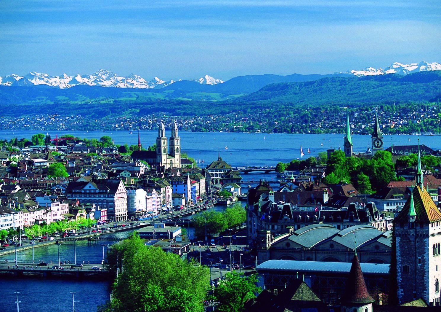 Ausztria-Liechtenstein-Svájc - szeptember (5 nap) Irányár: 84.900 Ft/fő