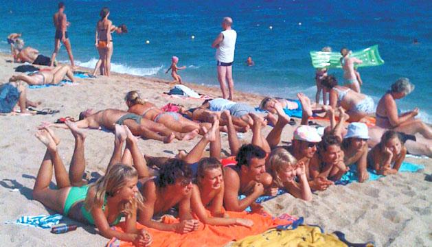 Spanyol tengerpart / Costa Brava - augusztus (10 nap)  Irányár:149.900 Ft/fő