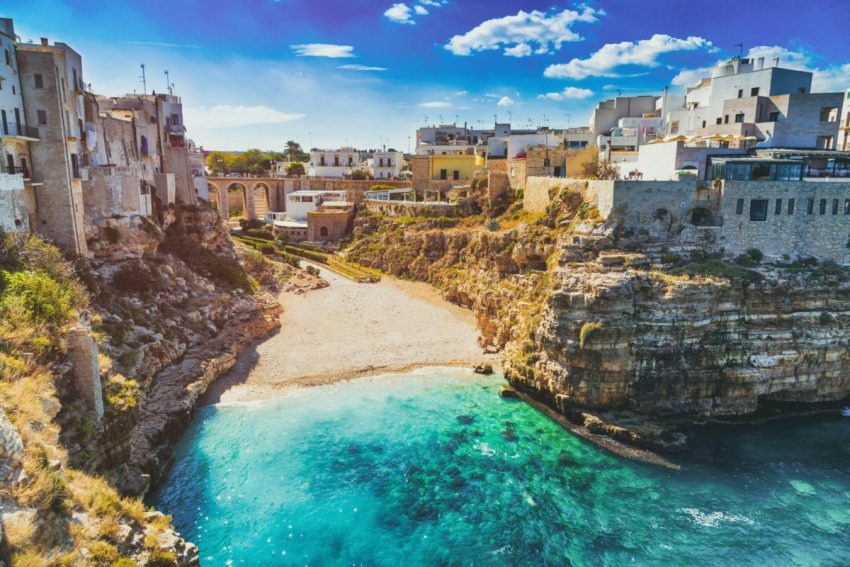 Puglia - az európai Maldív - július (9 nap) Irányár: 139.900 Ft/fő