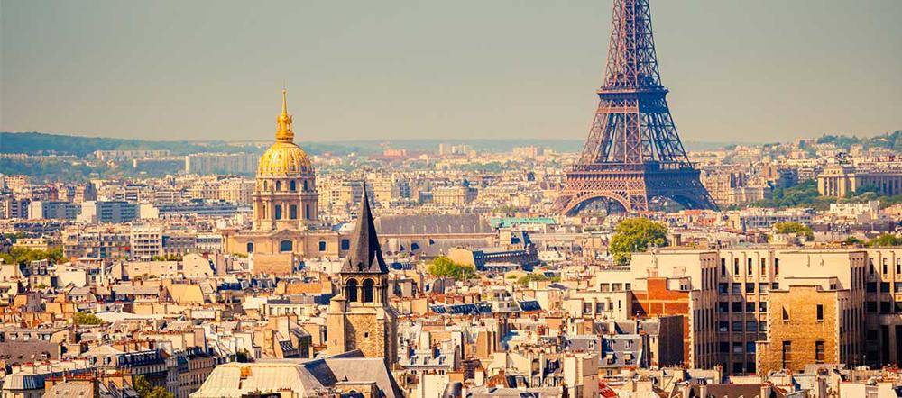 Utazás - Párizs, Franciaország