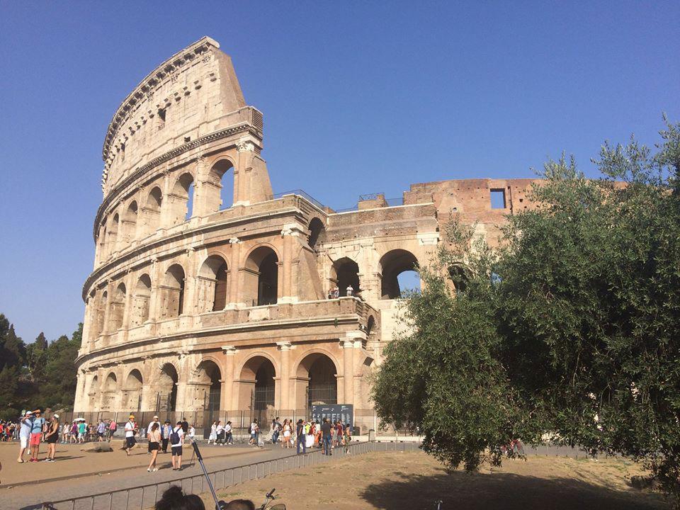 Róma, Olaszország - buszos-repulos-utak