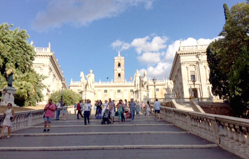 Utazás - Róma, Olaszország