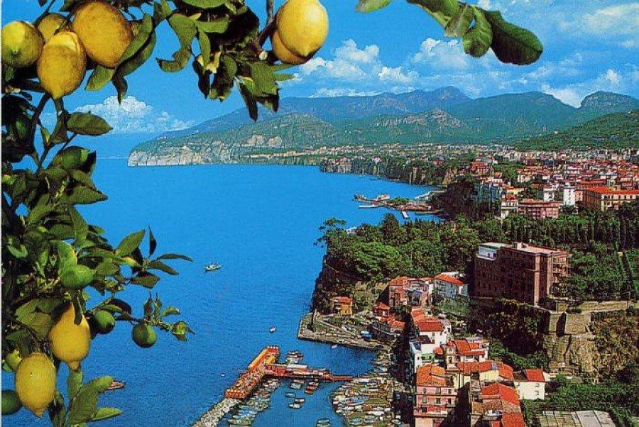 Utazás - Sorrento, Olaszország