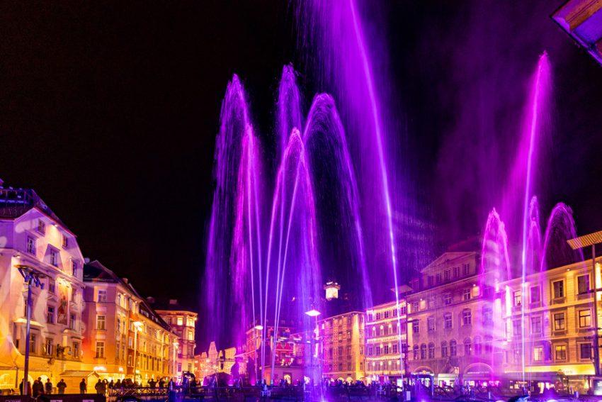 Szilveszter Grazban december (4 nap) Irányár: 89.000 Ft/fő