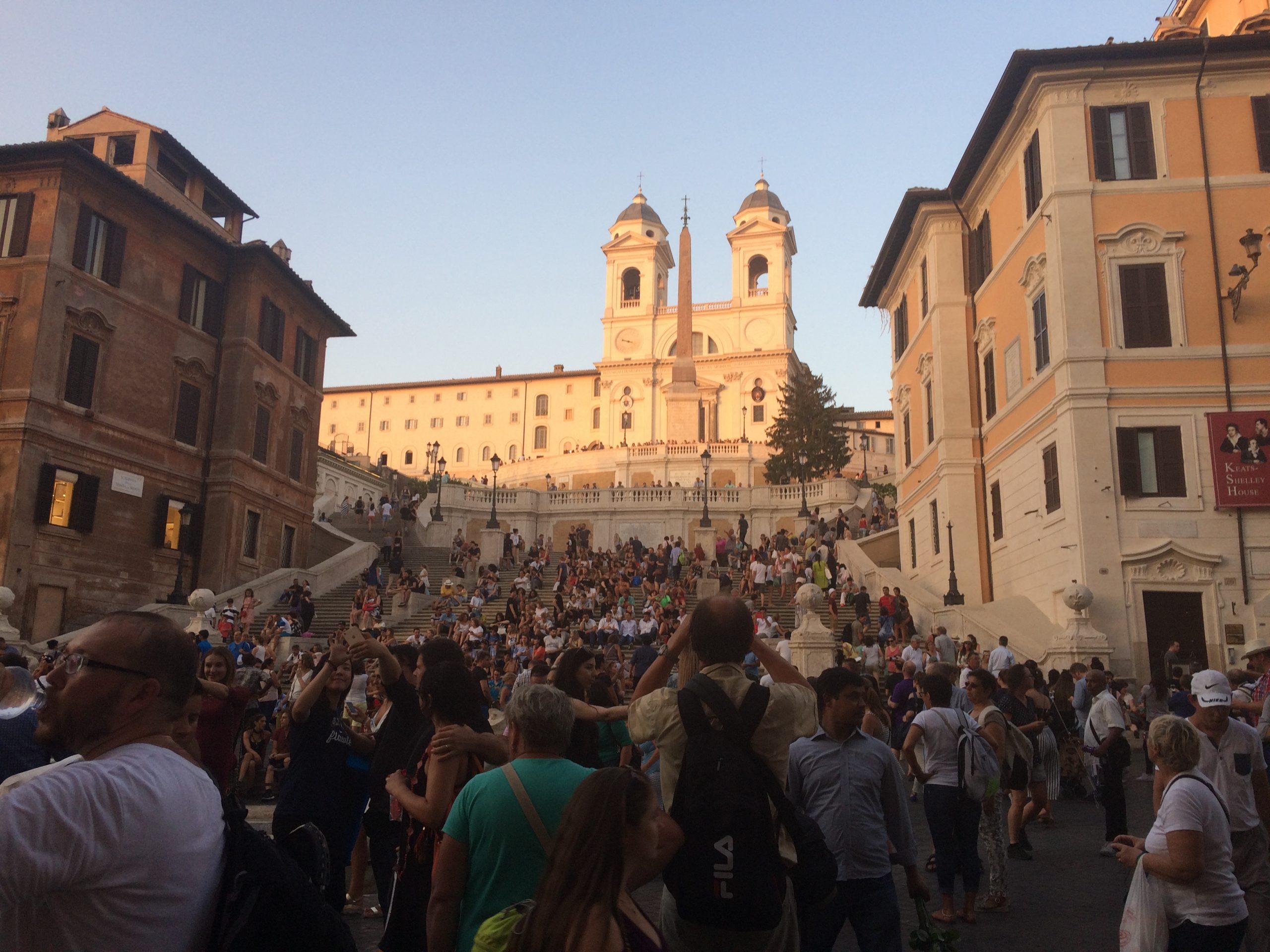 Róma, az örök város - július (4 nap) Irányár: 65.500 Ft/fő