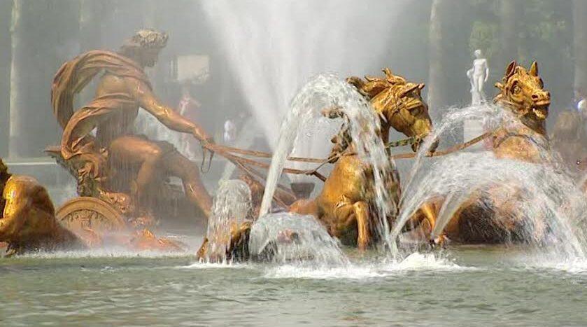 Párizs-Versailles-Loire völgye - május (6 nap) Irányár: 129.900 Ft/fő