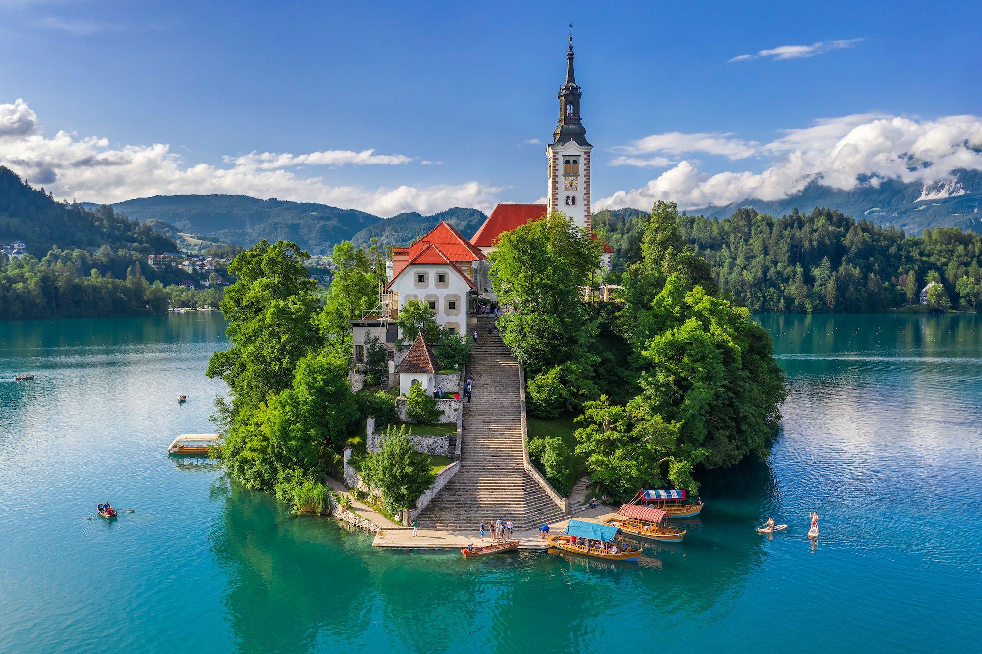 Varázslatos Szlovénia - július (4 nap) Irányár: 79.800 Ft/fő