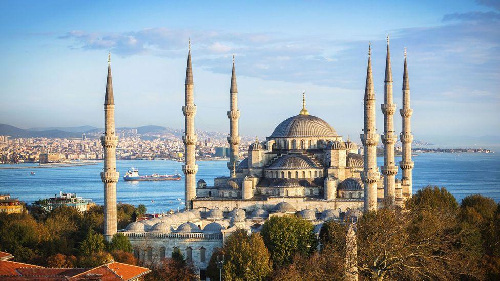 Isztambul - repülővel - november (5 nap) Irányár: 85.900 Ft/fő