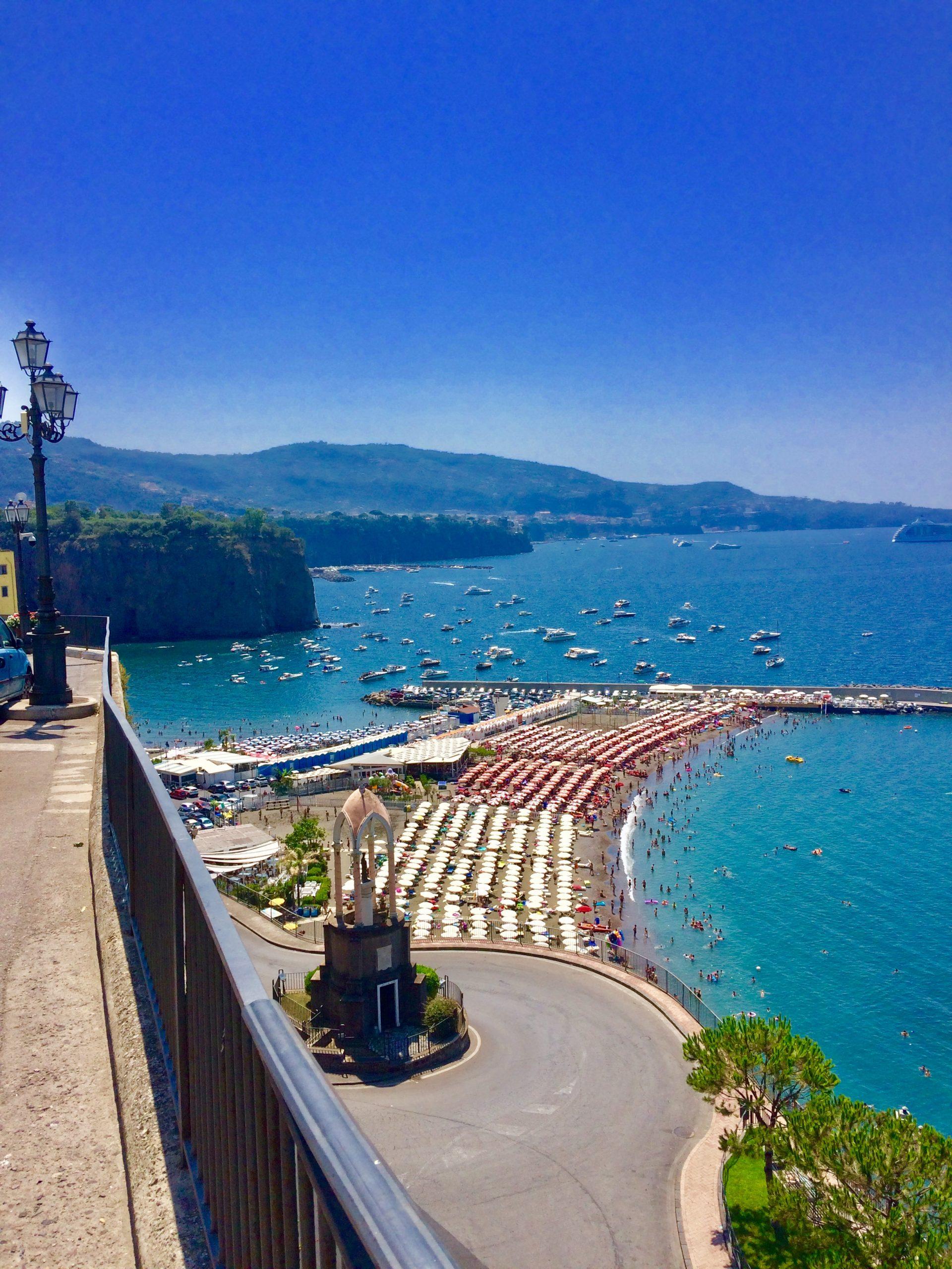 Róma-Nápoly-Sorrento-Capri - augusztus (9 nap) Irányár: 129.900 Ft/fő