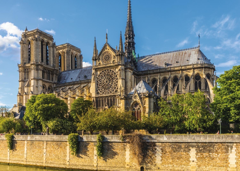 Párizs-Versailles-Loire völgye - szeptember (6 nap) Irányár: 139.900 Ft/fő