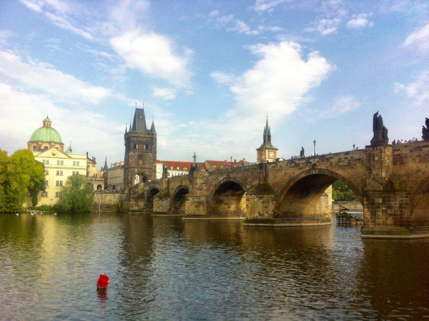 Prága - Cesky Krumlov május (3 nap) Irányár: 52.400 Ft/fő